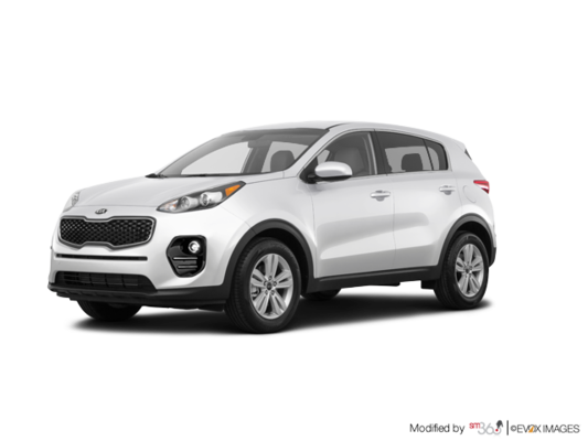kia st constant kia sportage 2 4l lx blanc 2018 vendre saint constant. Black Bedroom Furniture Sets. Home Design Ideas