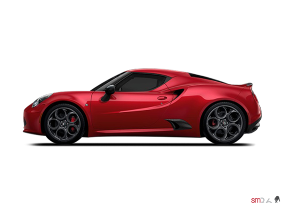 2015 Alfa Romeo 4C COUPE LAUNCH EDITION