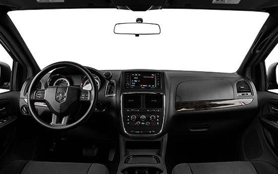 2015 Dodge Grand Caravan BLACKTOP