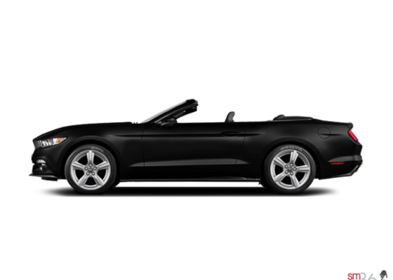 2015 Ford Mustang convertible V6