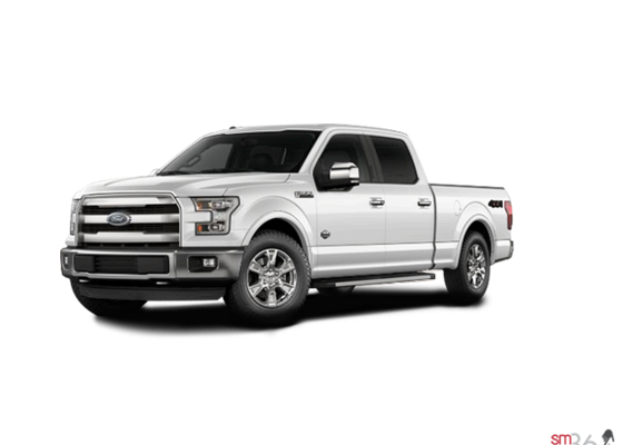 New 2016 Ford F-150 KING RANCH For Sale In St. John's