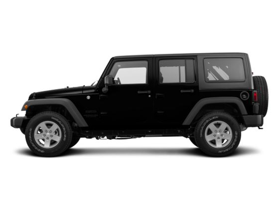 Jeep Wrangler UNLIMITED SPORT S 2016