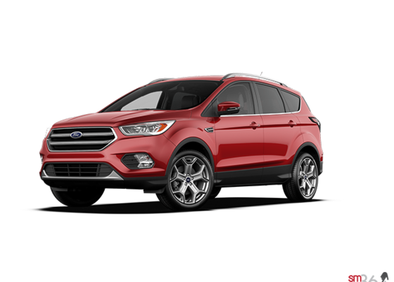 New 2017 Ford Escape TITANIUM for sale in St. John's | Cabot Ford ...