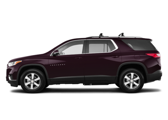 2018 Chevrolet Traverse LT TRUE NORTH