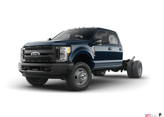2018 Ford Chassis Cab F-350 XL
