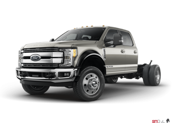 2018 Ford Chassis Cab F-450 LARIAT