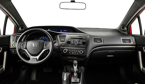 2015 honda civic lx interior images. Black Bedroom Furniture Sets. Home Design Ideas