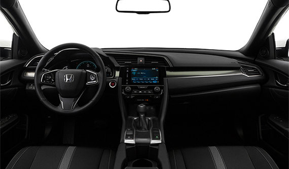 New 2017 Honda Civic Hatchback SPORT for sale in Montreal | Spinelli ...