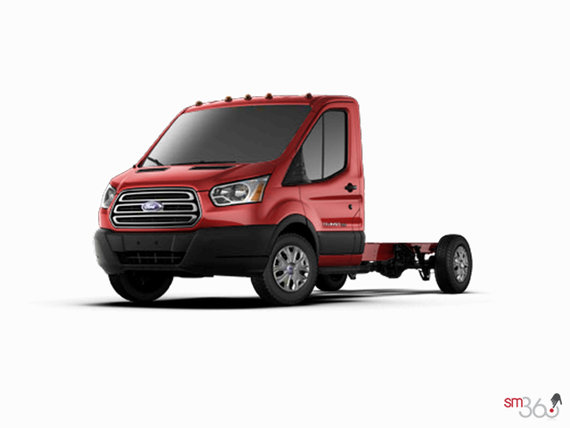 Ford Transit CC-CA CHASSIS CAB 2018