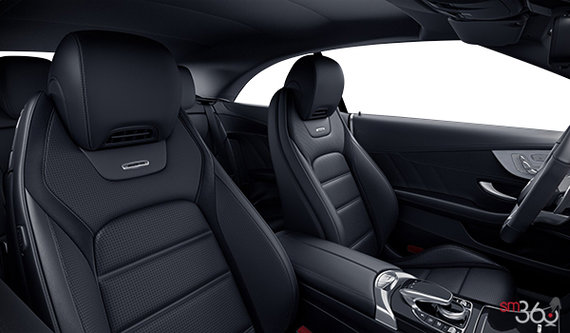 Black AMG NAPPA LEATHER