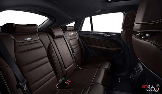 Espresso Brown AMG Exclusive Nappa Leather
