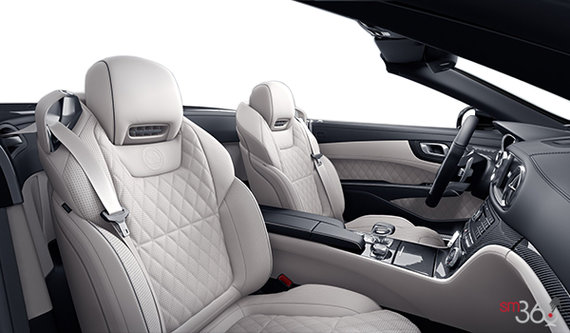 Porcelain AMG Exclusive Nappa Leather