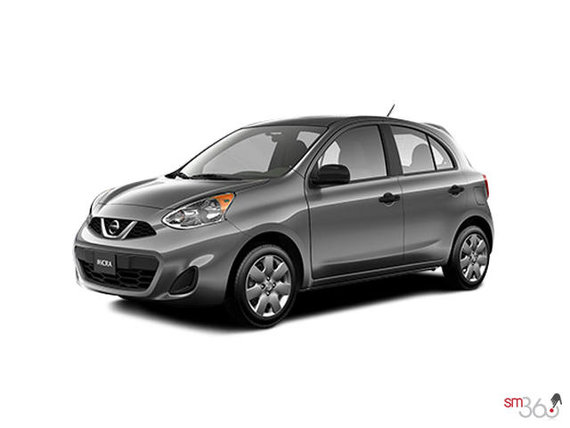 Nissan Micra S 2018