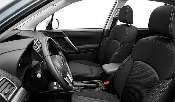 2018 subaru forester interior. exellent subaru interior view 2018 subaru forester 25i throughout subaru forester interior