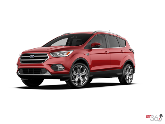 Ford Escape TITANIUM 2017 - Groupe Couture in Saint-Georges, Quebec