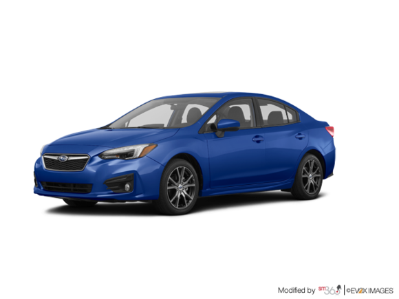 2018 Subaru Impreza 4-dr Sport-Tech w/Eyesight