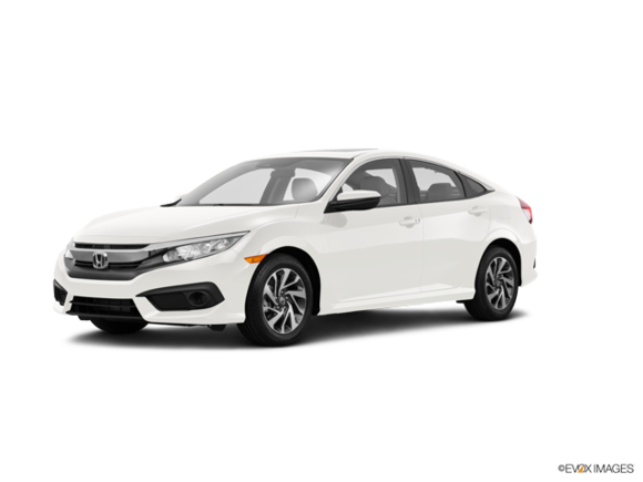 Honda Civic Berline EX 2018