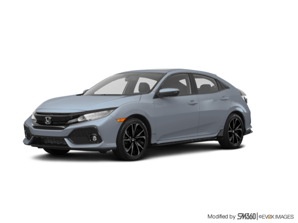 New 2019 Honda Civic Hatchback Sport Touring In Dartmouth Portland