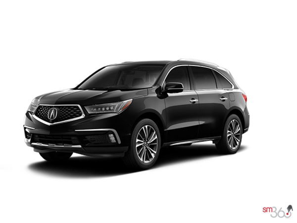 2018 Acura MDX Elite Package