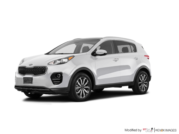2018 Kia Sportage EX Tech w/Dark Brown