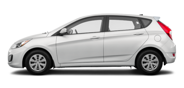 2017 Hyundai Accent 5 Doors L