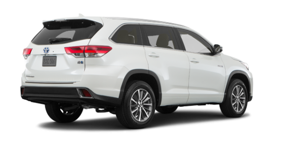 new 2017 toyota highlander hybrid xle north bay toyota in ontario. Black Bedroom Furniture Sets. Home Design Ideas