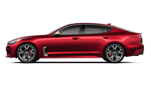 2018 Kia Stinger GT Limited