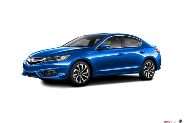 New 2016 Acura ILX A-SPEC Near Montreal