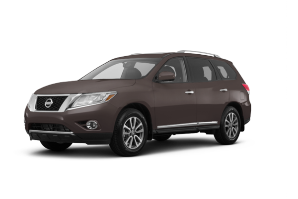 2016 nissan pathfinder sl for sale in red deer gord scott nissan. Black Bedroom Furniture Sets. Home Design Ideas