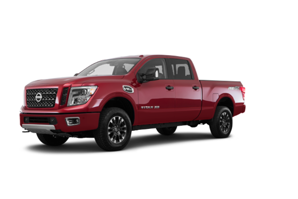 2016 nissan titan xd gas pro 4x for sale in red deer gord scott nissan. Black Bedroom Furniture Sets. Home Design Ideas