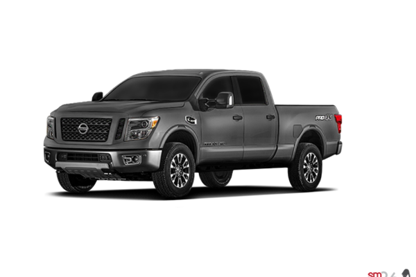new 2016 nissan titan crew cab xd pro 4x 4x4 diesel gun met for sale 16t2571. Black Bedroom Furniture Sets. Home Design Ideas