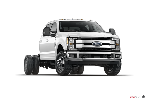 2017 Ford Chassis Cab F-350 LARIAT