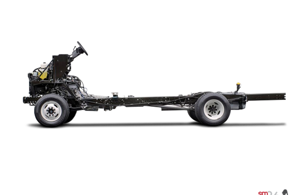 2017 Ford Stripped Chassis E-350 DRW