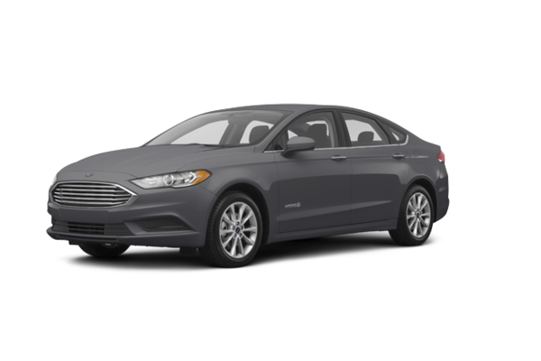 2017 Ford Fusion Hybrid S