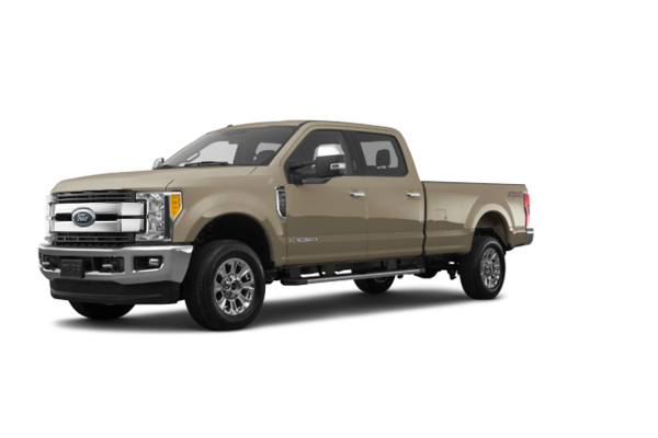 2017 Ford Super Duty F-250 LARIAT