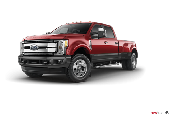 2017 Ford Super Duty F-450 LARIAT