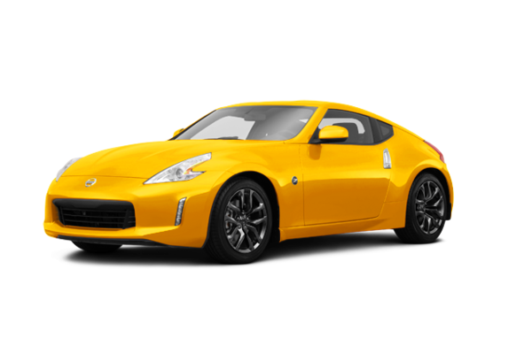 new 2017 nissan 370z coupe 6sp chicane yellow for sale 17c3118 vickar nissan. Black Bedroom Furniture Sets. Home Design Ideas