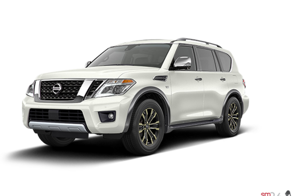 2017 nissan armada platinum for sale in red deer gord. Black Bedroom Furniture Sets. Home Design Ideas