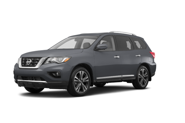 2017 Nissan Pathfinder Platinum V6 4x4 at