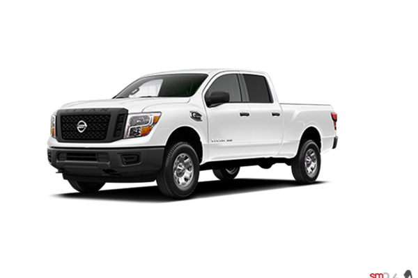 2017 nissan titan xd diesel s from 56145 0 vickar nissan winnipeg. Black Bedroom Furniture Sets. Home Design Ideas