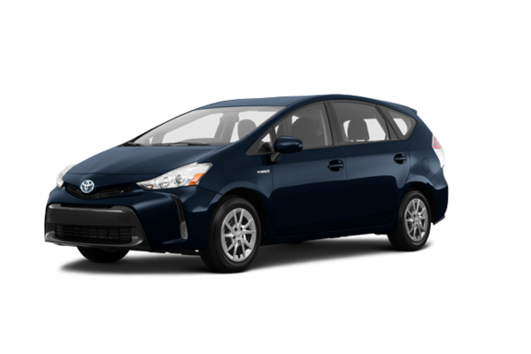 2017 toyota prius v base in sudbury laking toyota. Black Bedroom Furniture Sets. Home Design Ideas