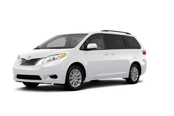2017 toyota sienna le awd in sudbury laking toyota. Black Bedroom Furniture Sets. Home Design Ideas