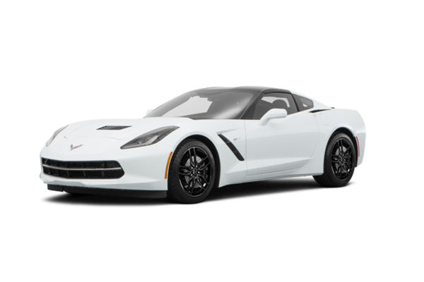 Chevrolet Corvette Coupé Stingray Z51 1LT 2018