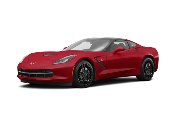 2018 Chevrolet Corvette Coupe Stingray Z51 2LT