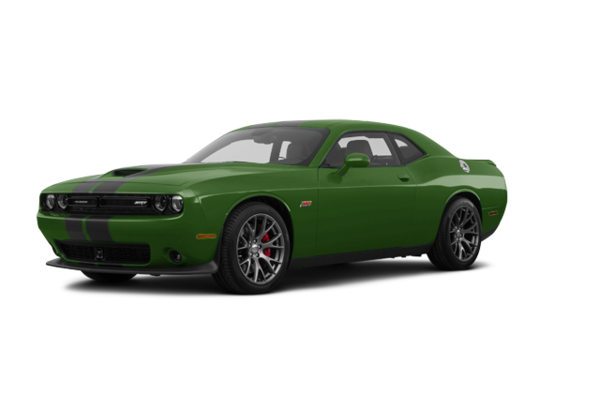 Dodge Challenger SRT 392 2018