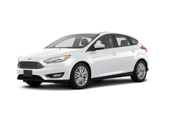 2018 ford focus hatchback titanium from 24858 0. Black Bedroom Furniture Sets. Home Design Ideas