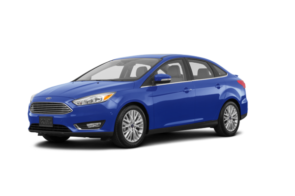2018 Ford Focus Sedan TITANIUM