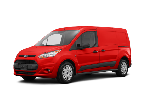 2018 Ford Transit Connect XLT VAN