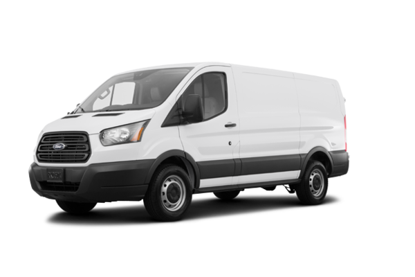 2018 Ford Transit Van 130 WB - Low Roof - 60/40 Pass.side Cargo