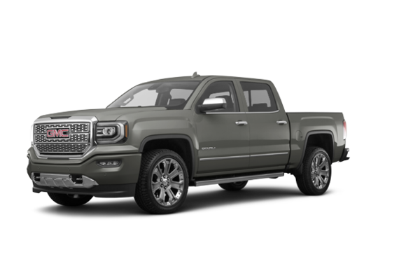 2018 GMC Sierra 1500 DENALI - Starting at $61020.25 | 440 ...